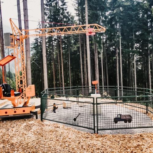 Zahmer Kaiser Waldspielpark